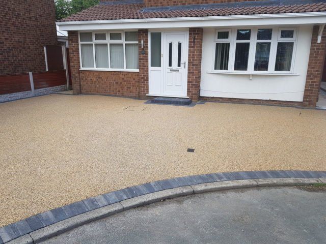 Resin Bounce Driveways in Warrington